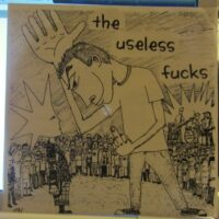 Useless Fucks, The / Bippy – Split (Vinyl Single)
