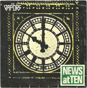 Vapors, The – News At Ten (Vinyl Single)