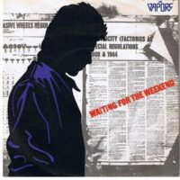 Vapors, The – Waiting For The Weekend (Vinyl Single)