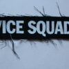 Vice Squad - Logo (Cloth Patch)