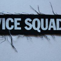 Vice Squad – Logo (Cloth Patch)