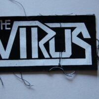 Virus, The – Nuclear (Cloth Patch)
