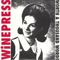 Winepress ‎– Worth A Thousand Words (Vinyl Single)