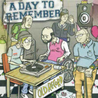 A Day To Remember – Old Record (Color Vinyl LP)