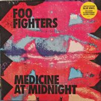 Foo Fighters – Medicine At Midnight (Blue Color Vinyl LP)