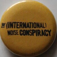 International Noice Conspiracy – Logo (Badges)