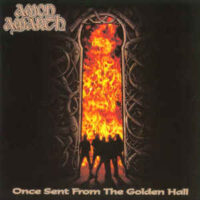 Amon Amarth ‎– Once Sent From The Golden Hall (2 x Color Vinyl LP)