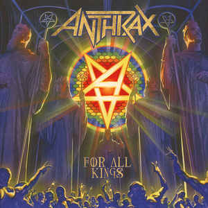 Anthrax – For All Kings (2 x Vinyl LP)