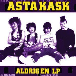Asta Kask - Aldrig En Lp (Vinyl LP)