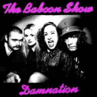 Baboon Show, The – Damnation (Color Vinyl LP)