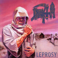 Death – Leprosy (2 x Clear Vinyl LP)