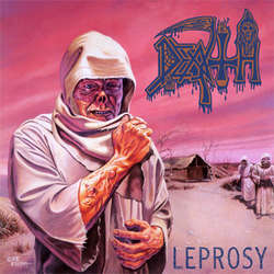 Death – Leprosy (2 x Clear Vinyl LP)