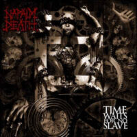 Napalm Death – Time Waits For No Slave (Color Vinyl LP)