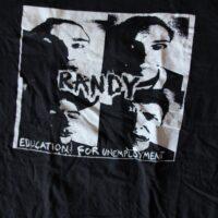 Randy – Education (Vintage/Used T-S)