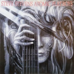 Steve Stevens ‎– Atomic Playboys (Vinyl LP)