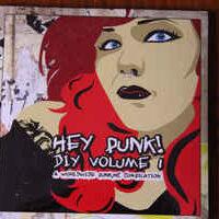 Hey Punk! Diy Volume 1 – V/A (CD)
