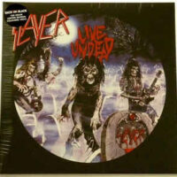 Slayer – Live Undead / Haunting The Chapel (Color Vinyl LP)