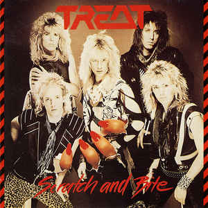 Treat – Scratch And Bite (Vinyl LP)