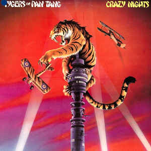 Tygers Of Pan Tang – Crazy Nights (Vinyl LP)