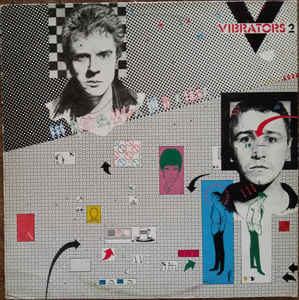 Vibrators, The – V2 (Vinyl LP)