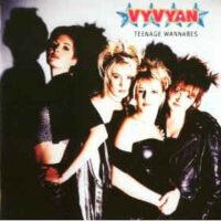 Vyvyan – Teenage Wannabes (Color Vinyl 10″)
