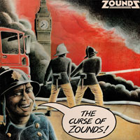 Zounds – The Curse Of Zounds (Color Vinyl LP)