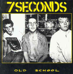 7 Seconds - Old School (Vinyl LP)
