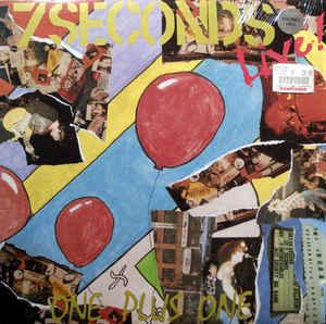 7 Seconds - Live! One Plus One (Color Vinyl LP)