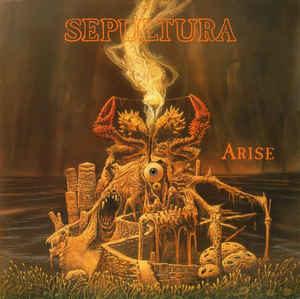 Sepultura – Arise (2 x Vinyl LP)