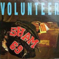 Sham 69 – Volunteer (Vinyl LP)