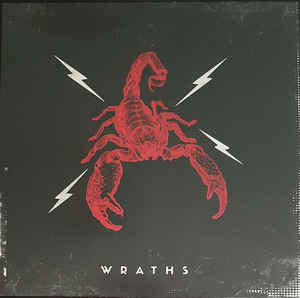 Wraths – S/T (Color Vinyl LP)