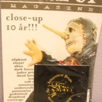 Close-Up nr 46-2001 (+CD)(Converge,Cult Of Luna,Pennywise)