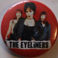 Eyeliners, The – Group (Badges)