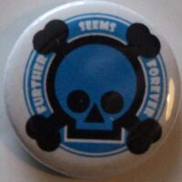 Further Seems Forever – Skull (Badges)
