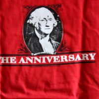 Anniversary, The – President (Red, T-S)