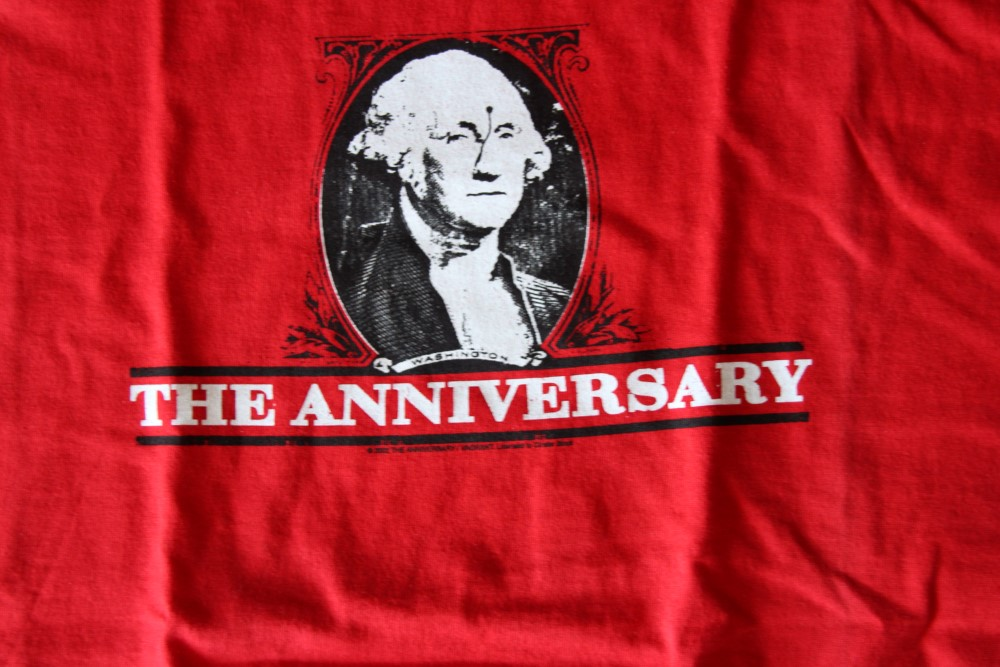 Anniversary, The - President (Red, T-S)