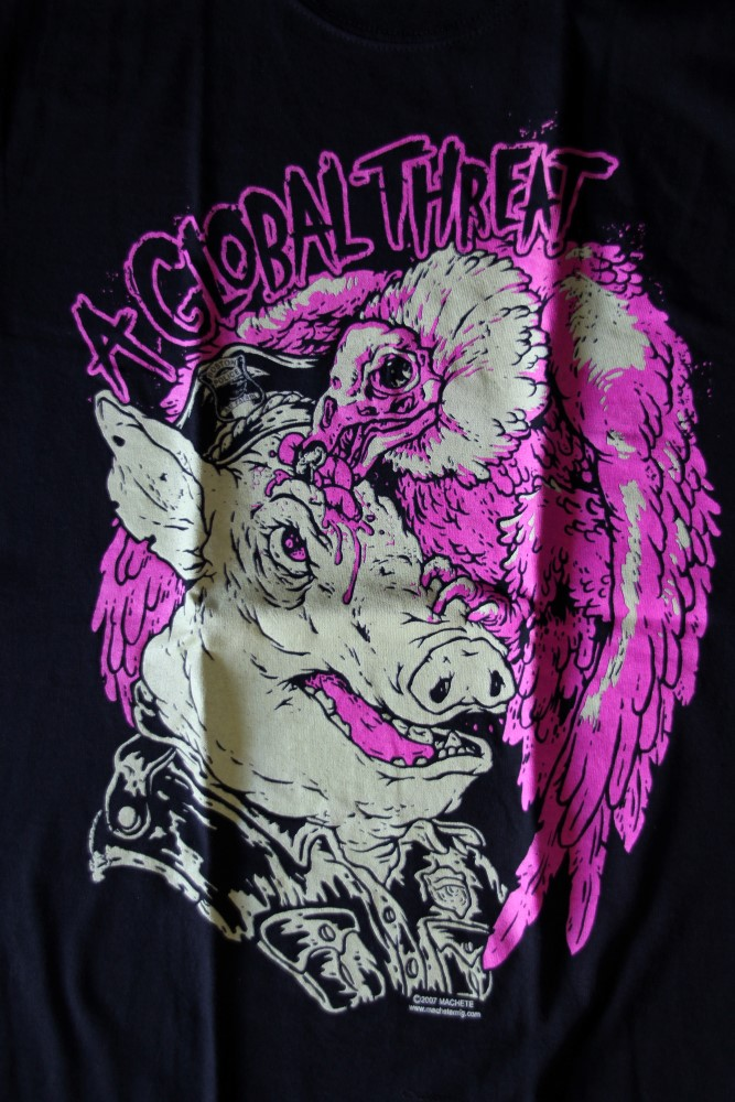 A Global Threat - Pig (T-S)