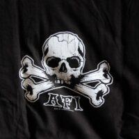 AFI – Crossbone/Skull (T-S)