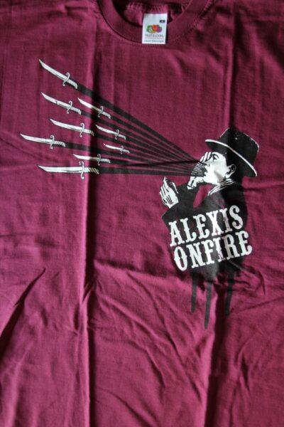 Alexisonfire - Knifes (T-S)