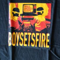 Boysetsfire – While America (T-S)