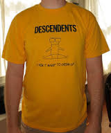 Descendents – I Don´t Want To Grow Up (T-S)