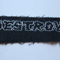 Destroy – Logo (Cloth Patch)