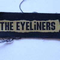 Eyeliners, The – Logo (Cloth Patch)