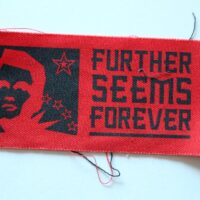 Further Seems Forever – Angel/Logo (Cloth Patch)