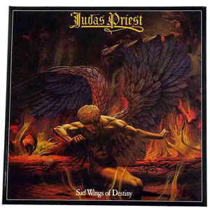 Judas Priest – Sad Wings Of Destiny (Color Vinyl LP)