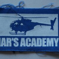 Liar´s Academy – Helicopter (Cloth Patch)