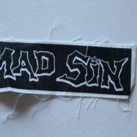 Mad Sin – Logo (Cloth Patch)