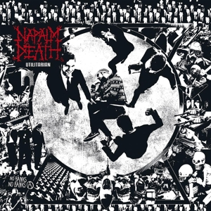 Napalm Death – Utilitarian (2 X Vinyl 10″ + Vinyl Single)