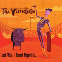 Vandals, The – Look What I Almost Stepped In… (Color Vinyl LP)