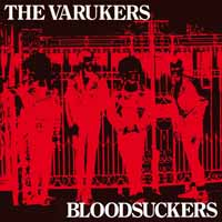 Varukers, The – Bloodsuckers (Vinyl LP)